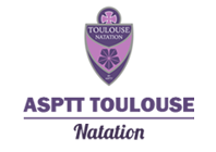 ASPTT Toulouse Natation Logo